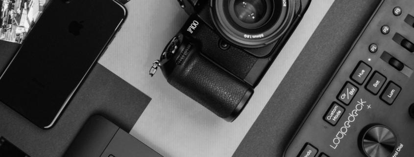 Darf's mehr Fotografie sein?