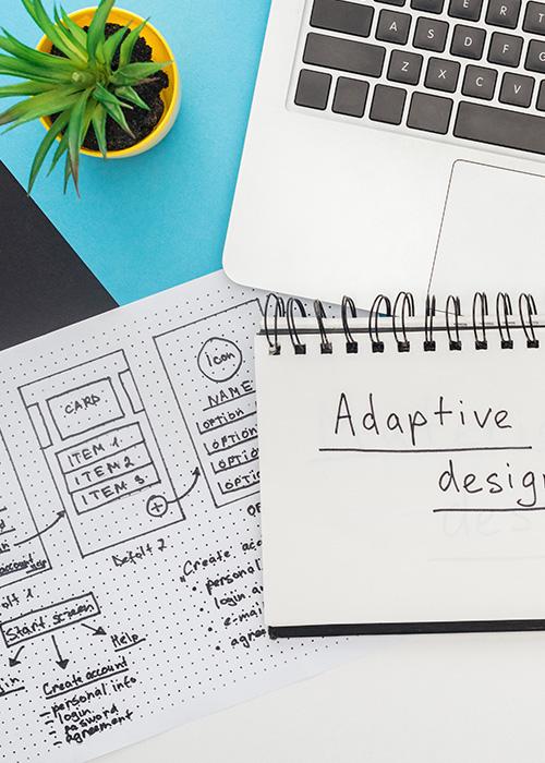 Webdesign by adcom Krossmedia - responsive Design