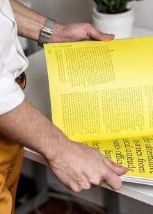 Print by adcom Krossmedia - Broschüre