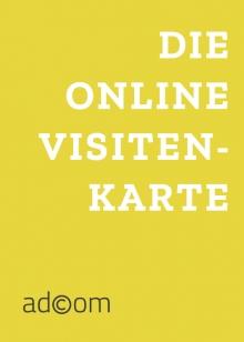 Webdesign by adcom Krossmedia